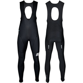 Biehler Neo Classic Thermal Rain Bib Shorts Men wetterfest
